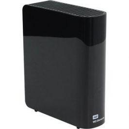 Внешний жесткий диск Western Digital 4Tb Elements Desktop black (WDBWLG0040HBK-EESN)