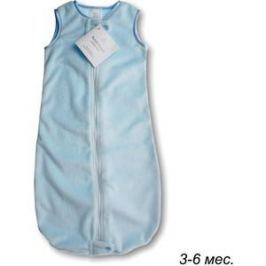 Детский спальный мешок SwaddleDesigns zzZipMe 3-6 M PB Baby Velvet/PB