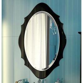 Зеркало Edelform Mero 80 черное (2-659-13-S)