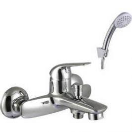 Смеситель для ванны Lemark Plus advance с коротким изливом с аксессуарами (LM1202C)