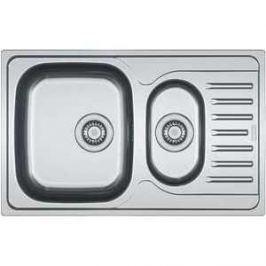 Мойка кухонная Franke PXN 651-78 3 1/2 2 чаши нерж матовая (101.0192.922)