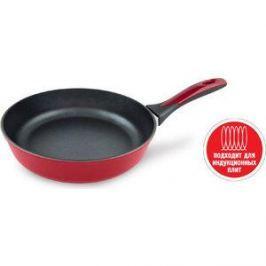 Сковорода d 26 см Нева-Металл Бордо (97126I)