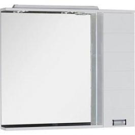 Зеркало-шкаф Aquanet Сити 100 белый (170566)