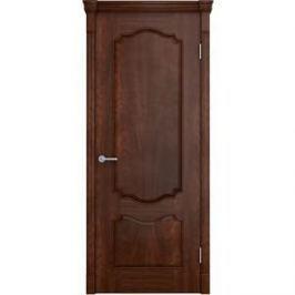 Дверь VERDA Престиж глухая 1900х600 шпон Кофе