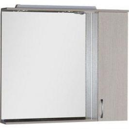 Зеркало-шкаф Aquanet Донна 100 беленый дуб (169184)