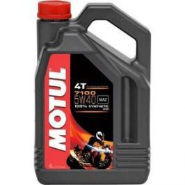 Моторное масло MOTUL 7100 4T 5W-40 4 л