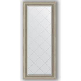 Зеркало с гравировкой поворотное Evoform Exclusive-G 66x156 см, в багетной раме - хамелеон 88 мм (BY 4149)