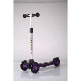 Самокат 3-х колесный Funny Scoo Pilot (MS-940) фиолетовый
