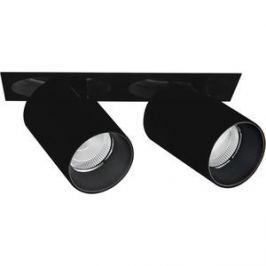 Встраиваемый светодиодный светильник Donolux DL18621/02SQ Black Dim