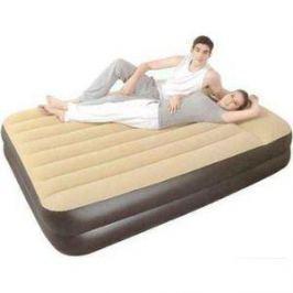 Кровать Relax high raised air bed queen JL027229NG 203x161x51 (со встроенным электрическим насосом)