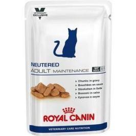 Паучи Royal Canin ВКН Neutered Adult Maintenance диета для стерилизованных кошек 100г (771001)