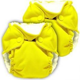 Многоразовый подгузник Kanga Care для новорожденных Lil Joey 2 шт. Sunshine (628586258624)
