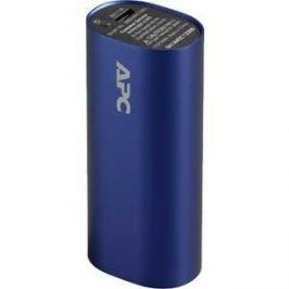 Внешний аккумулятор APC Mobile Power Pack 3000mAh Li-ion cylinder Blue (M3BL-EC)