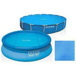 Покрывало Intex для бассейна 4.57м с обогревающим эфектом (59954) (29023)