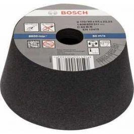 Чашка коническая Bosch 110/90х55мм K60 по камню (1.608.600.241)
