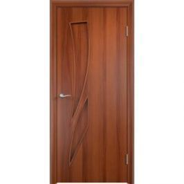 Дверь VERDA Тип С-2(г) глухая 2000х450 МДФ финиш-пленка Итальянский орех