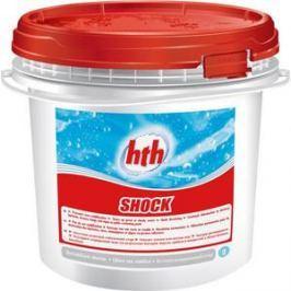 Быстрорастворимый хлор HTH 30742 в порошке для уничтожения грибков, вирусов и бактерии 5 кг