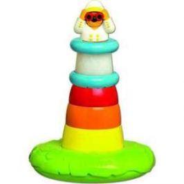 Пирамидка Tomy для ванны со светом Маяк (ТО72194)