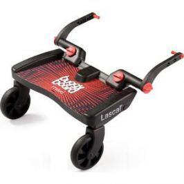 Подножка Lascal (Ласкал) для второго ребенка Buggy Board Max Red 2750