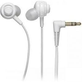Наушники Audio-Technica ATH-COR150 white