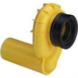 Сифон Viega вакуумный для писсуаров желтый (492465)