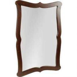 Зеркало навесное Мебелик Берже 23 темно-коричневый