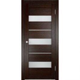 Дверь ELDORF Мюнхен-2 остекленная 1900х600 экошпон Дуб темный