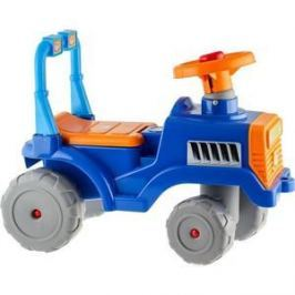 RT ОР931 Каталка Трактор В сине-оранжевый