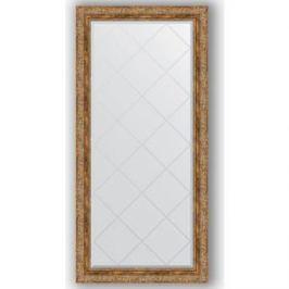 Зеркало с гравировкой поворотное Evoform Exclusive-G 75x157 см, в багетной раме - виньетка античная бронза 85 мм (BY 4273)