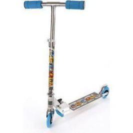 Скутер X-Match Be Cool, 100 мм PVC, Синий (64657)