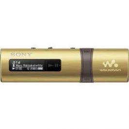 MP3 плеер Sony NWZ-B183F gold