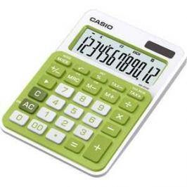 Калькулятор Casio MS-20NC-GN-S-EC зеленый