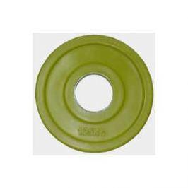 Диск обрезиненный Евро-Классик 51 мм 1.25 кг желтый серия