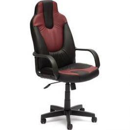 Кресло офисное TetChair NEO (1) 36-6/36-7 черный/бордо