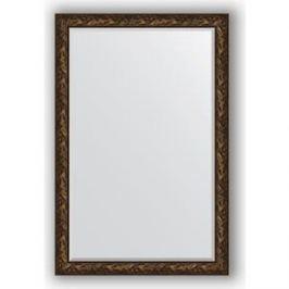 Зеркало с фацетом в багетной раме поворотное Evoform Exclusive 119x179 см, византия бронза 99 мм (BY 3625)