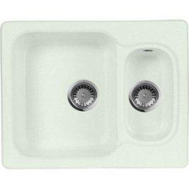 Кухонная мойка AquaGranitEx M-09 610х495 салатовый (M-09 (303))