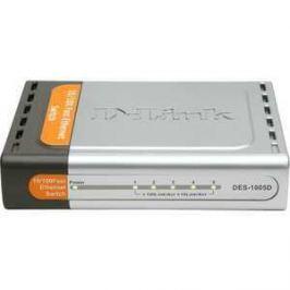 Коммутатор D-Link DES-1005D/O2A/O2B
