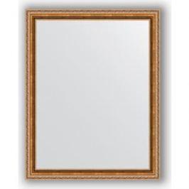 Зеркало в багетной раме поворотное Evoform Definite 75x95 см, версаль бронза 64 мм (BY 3271)