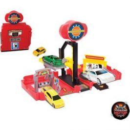 Машинка Пламенный мотор Автомойка (87534)