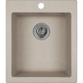 Мойка кухонная Granula 41,5х49 см антик (GR-4201 антик)
