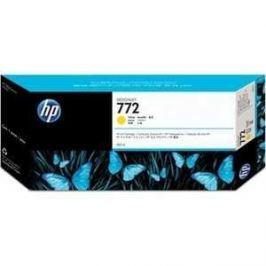 Картридж HP 772 300ml yellow (CN630A)
