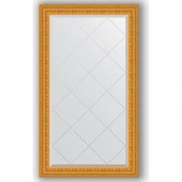 Зеркало с гравировкой поворотное Evoform Exclusive-G 75x129 см, в багетной раме - сусальное золото 80 мм (BY 4224)