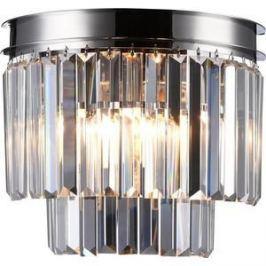 Настенный светильник Newport 31101/A nickel