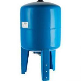 Гидроаккумулятор STOUT для систем водоснабжения со сменной мембраной с ножками (синий) (STW-0002-000300)