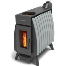Отопительная печь Термофор Огонь-Батарея 9 антрацит-серый металлик
