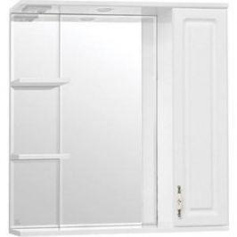 Зеркальный шкаф Style line Олеандр-2 75 со светом (2000949041056)