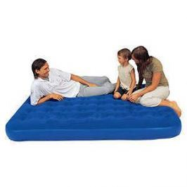 Надувная мебель Bestway Flocked Air Bed Queen (синий)