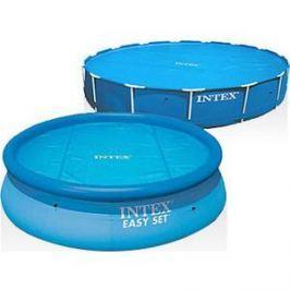 Солнечное покрывало Intex 29025 для бассейнов Easy Set и Metal Frame 549 см