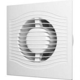 Вентилятор DiCiTi осевой вытяжной с обратным клапаном шнуровым тяговым выключателем D 150 (SLIM 6C-02)