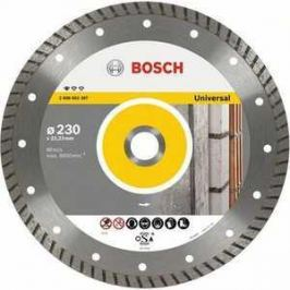 Диск алмазный Bosch 180х22.2мм Professional for Universal Turbo (2.608.602.396)